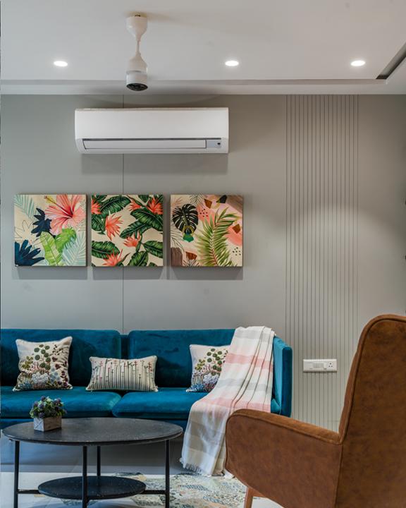 Amogh Desai Residence