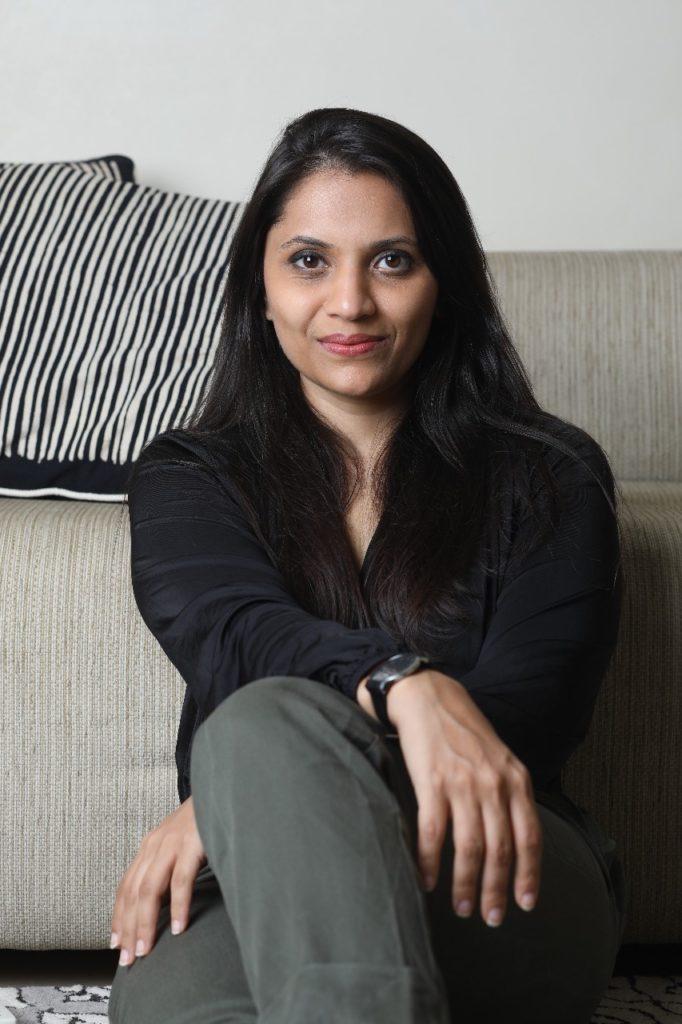Architect Nishita Kamdar