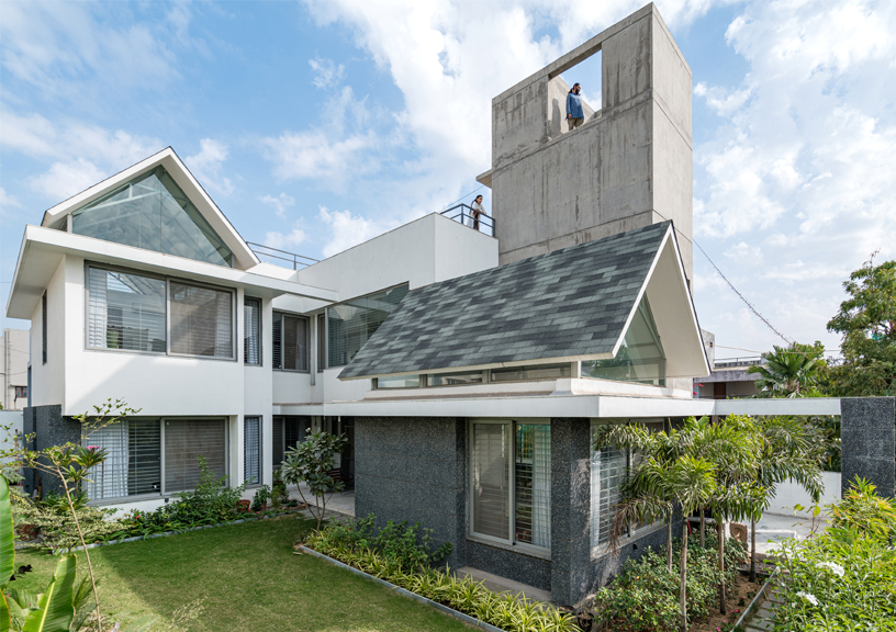 Gable house by UA LABS